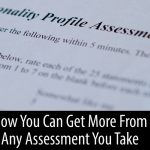 get more from assessment