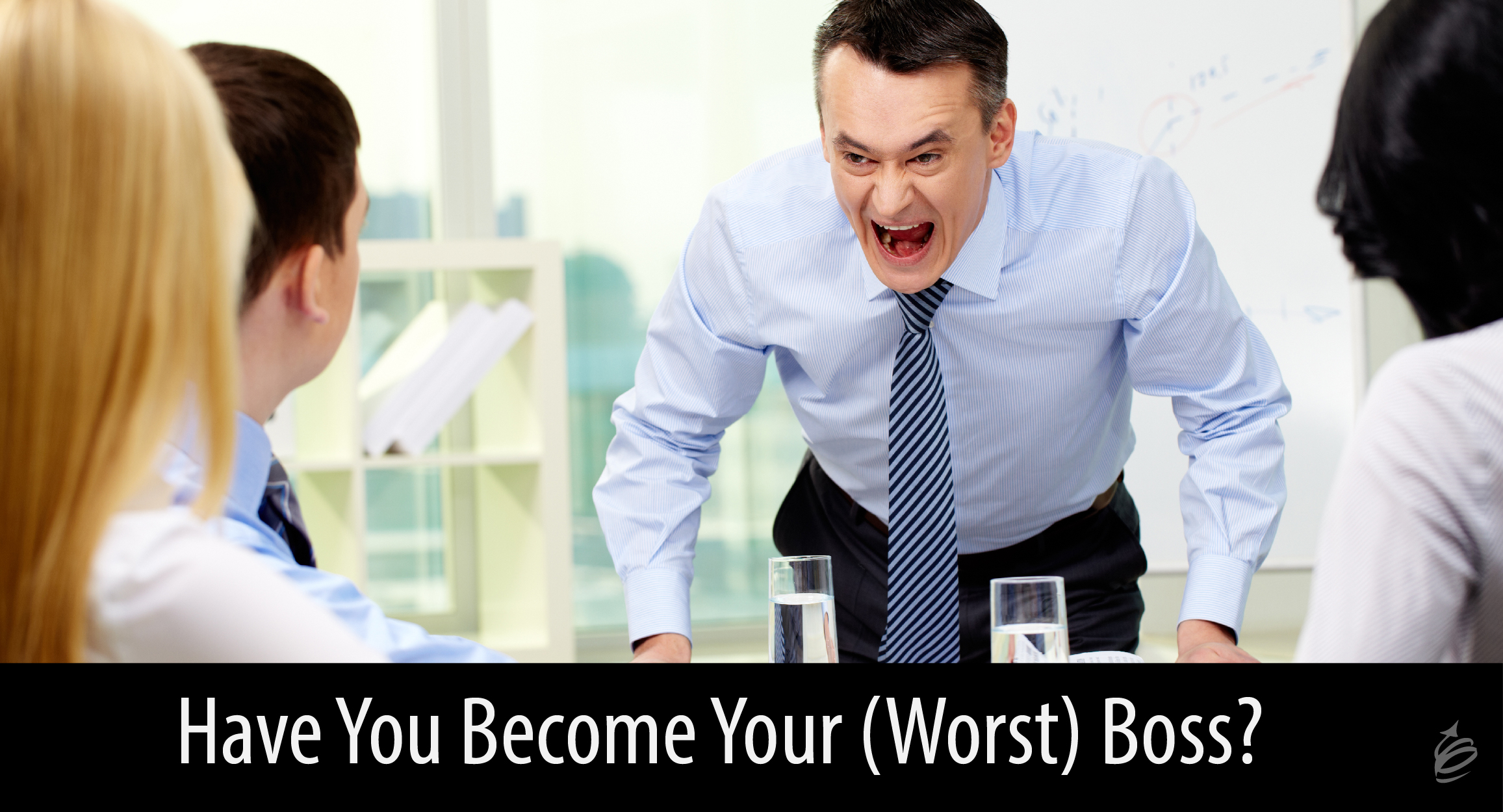Are you your worst boss?