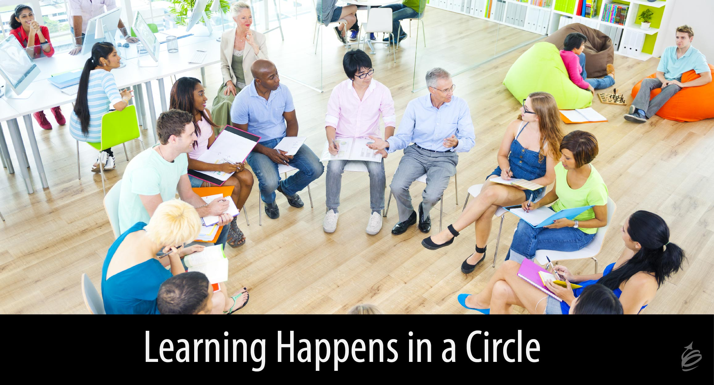 Learning in a circle