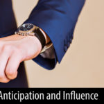 Anticipation and Influence