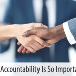 Why Accountability is So Important