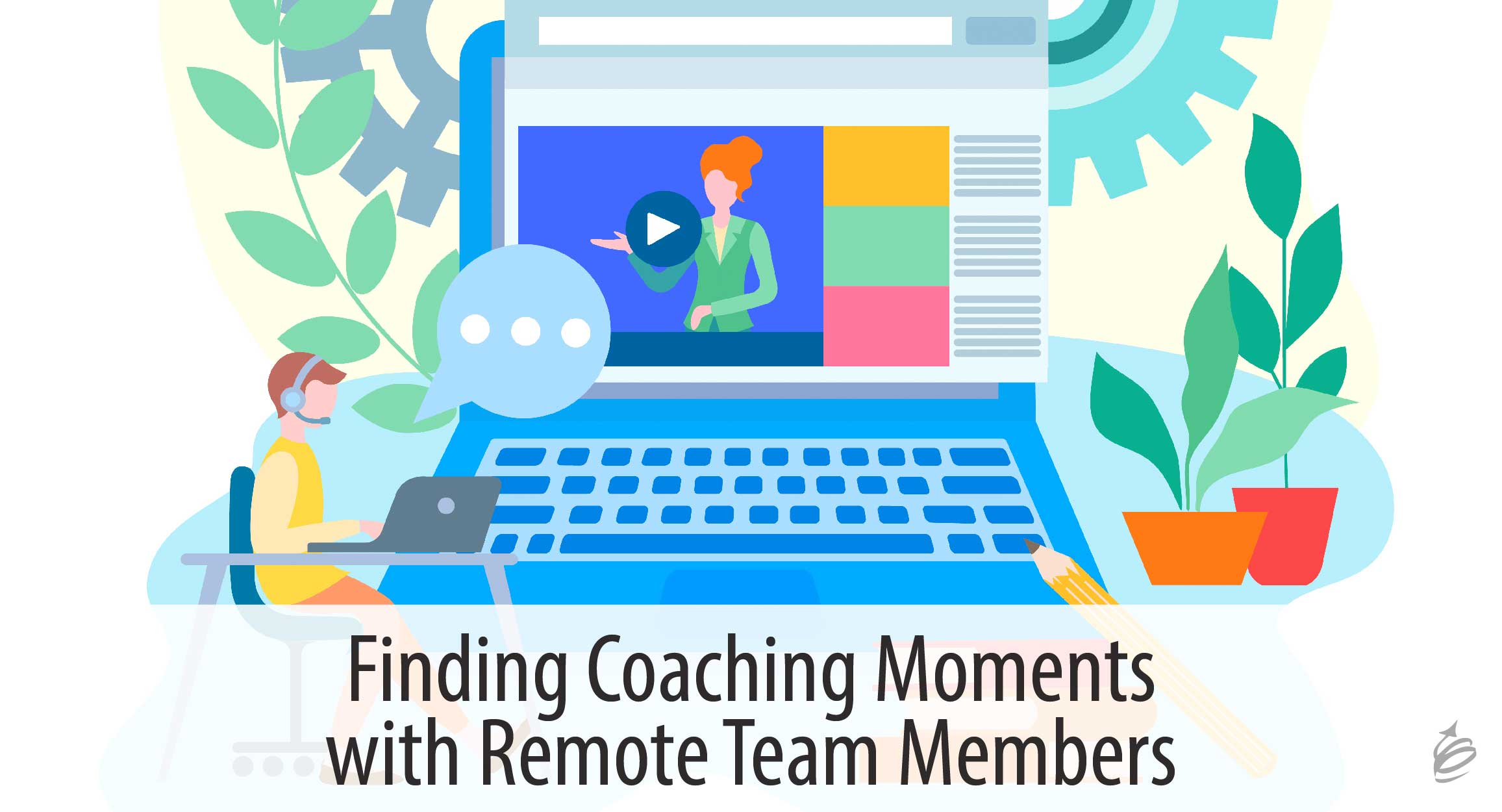 Coaching remotely