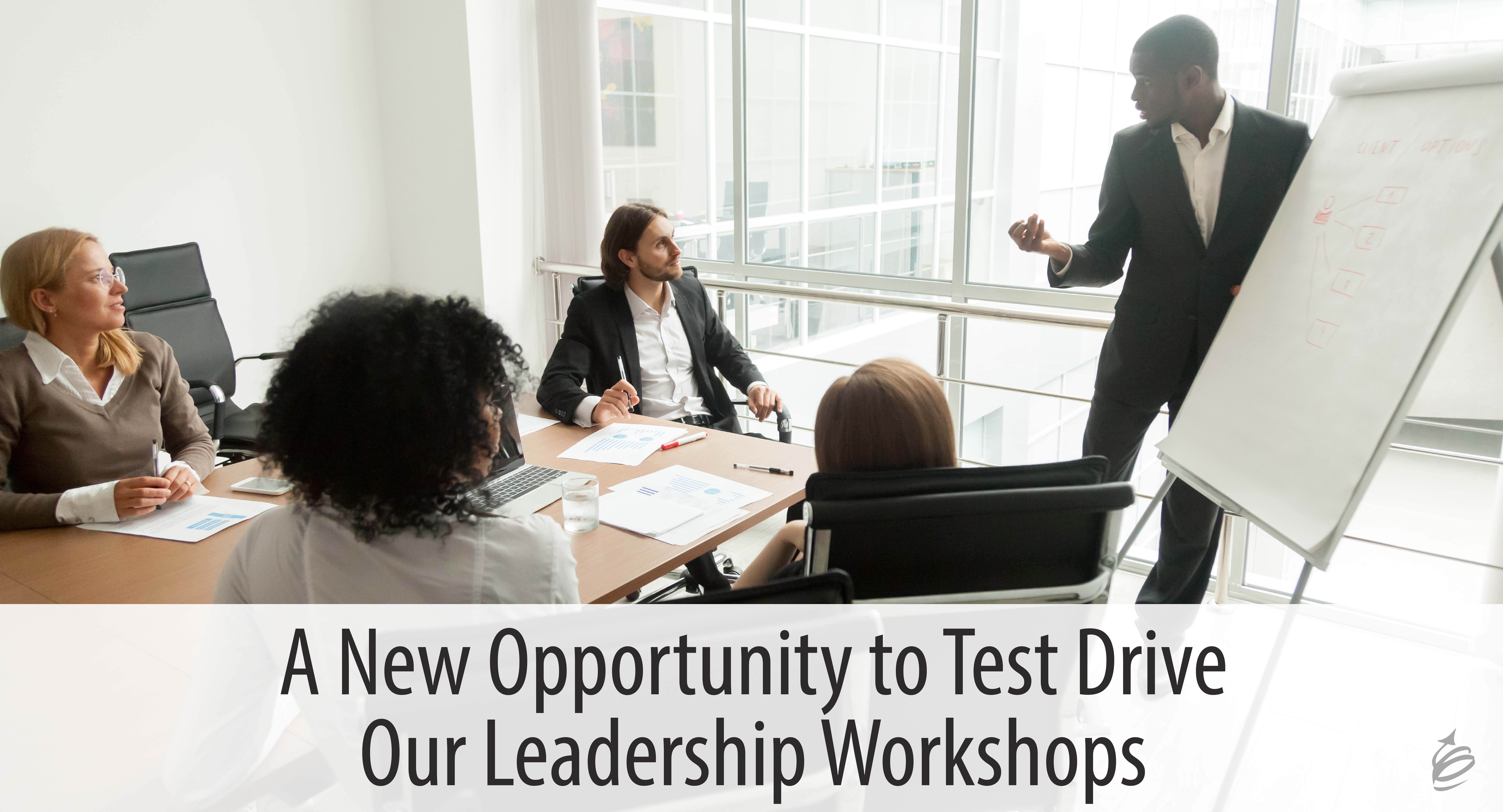 test drive workshops