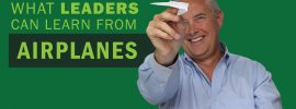 Video Splash Image for What Leaders Can Learn from Airplanes