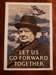 Let us move forward together