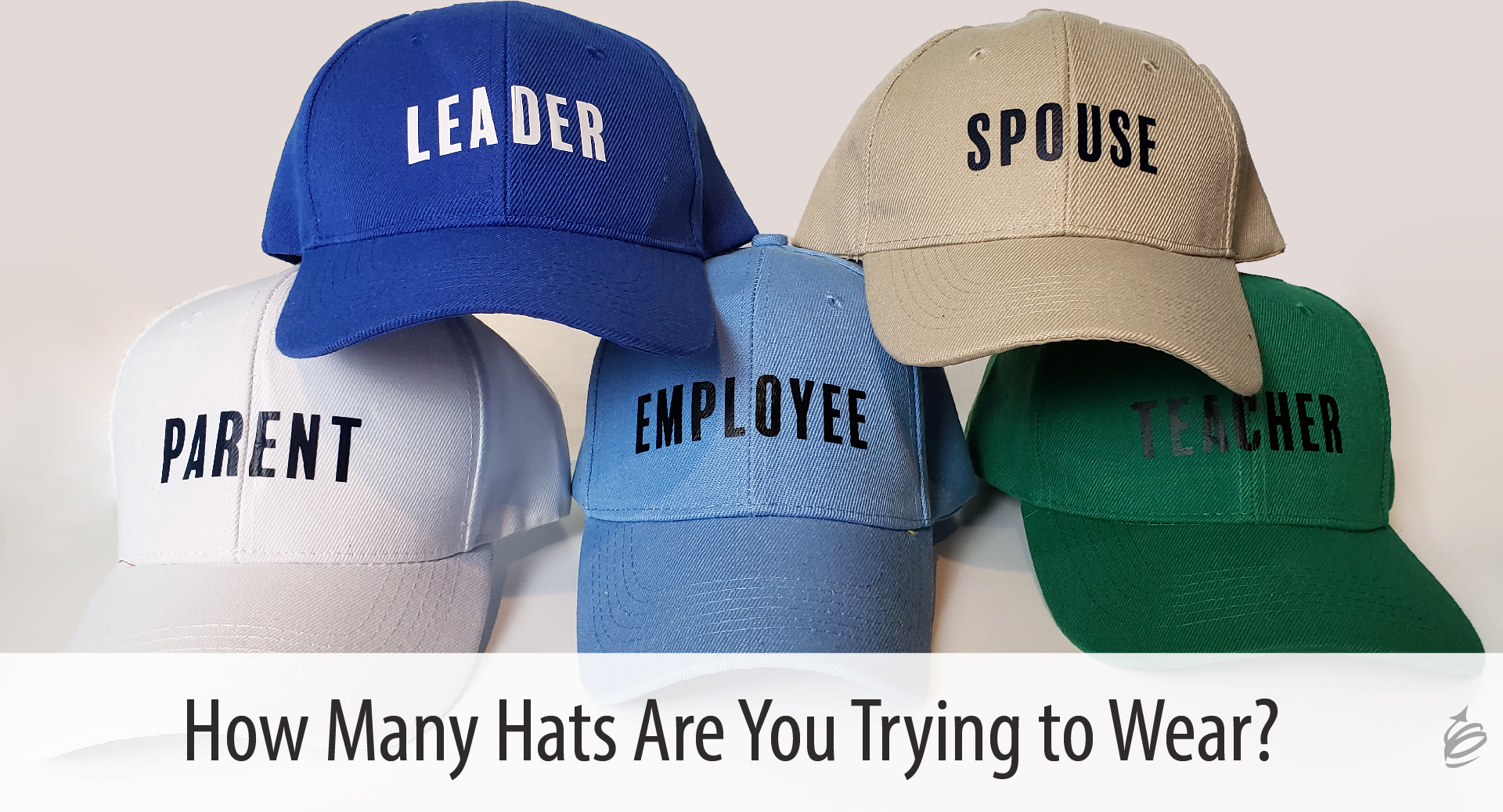the hats we wear