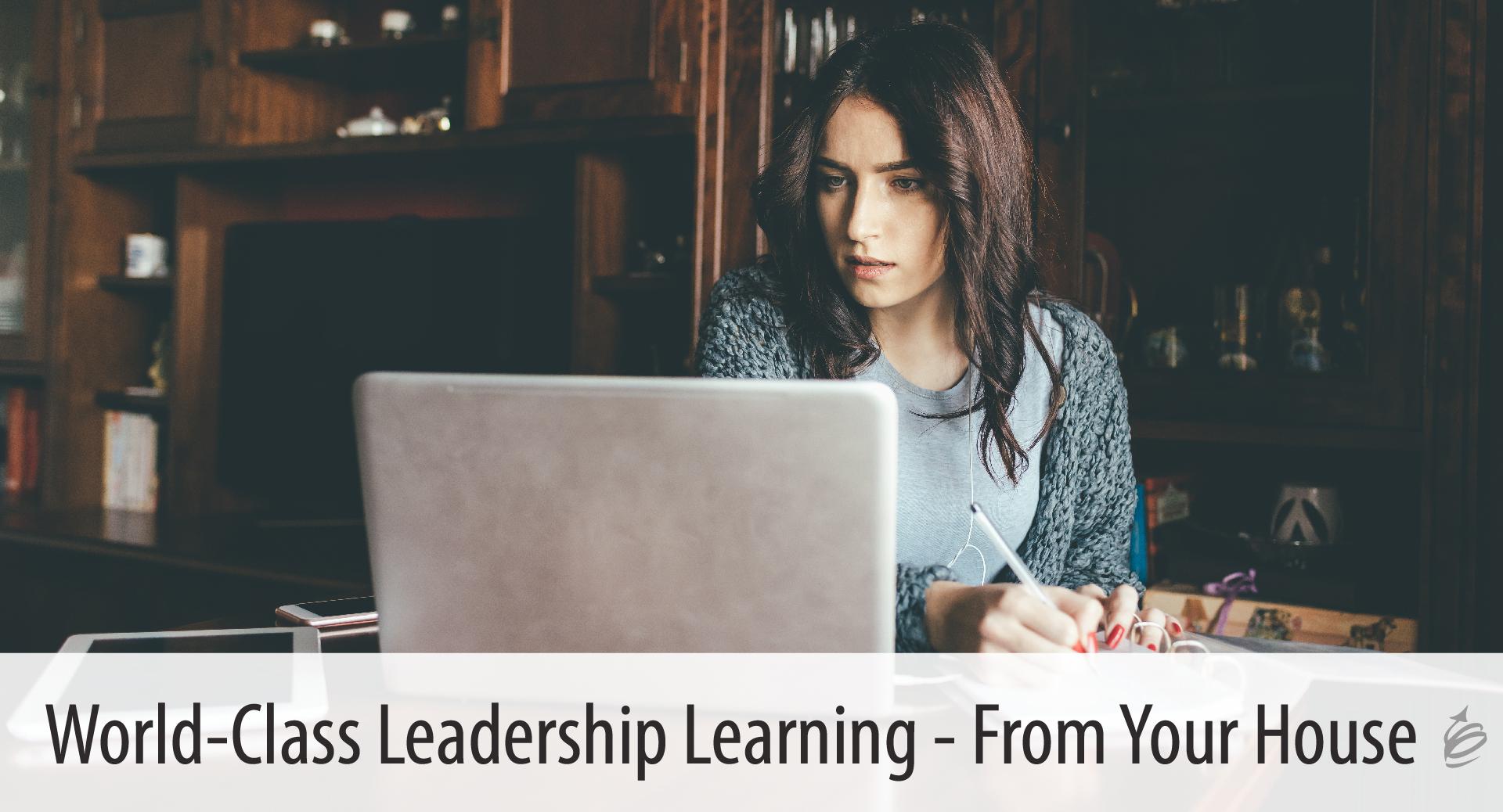 virtual leadership broadcast