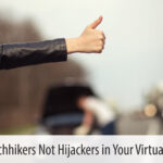 Creating Hitchhikers Not Hijackers in Your Virtual Meetings