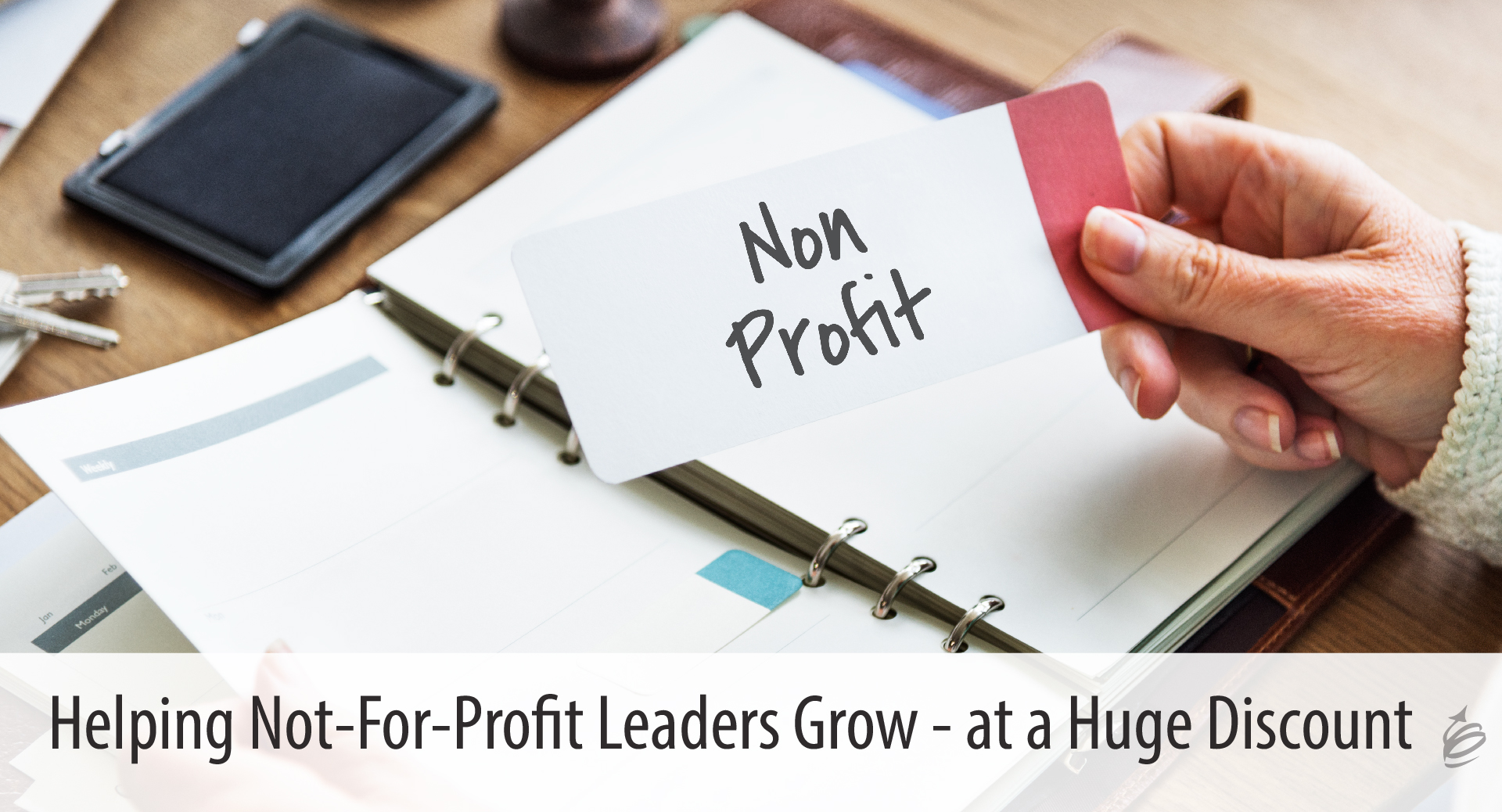 not-for-profit leader
