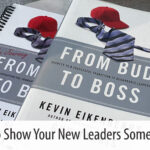 How to Show Your New Leaders Some Love