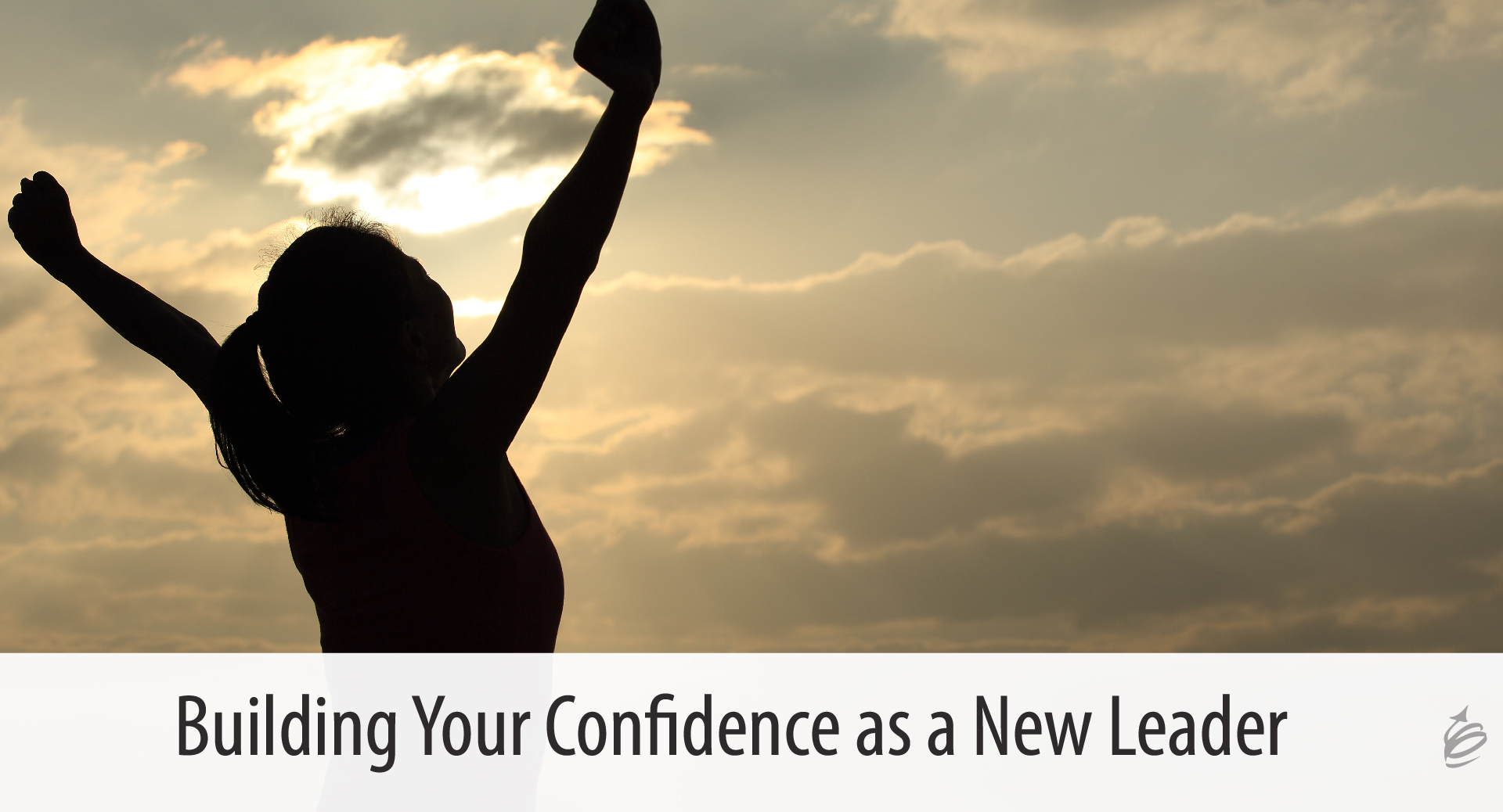 confidence as a new leader