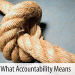 what accountability means