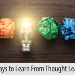learning from thought leaders