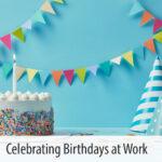 birthdays at work